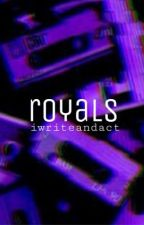 royalsΔit/cast imagines ✓ by IWriteAndAct
