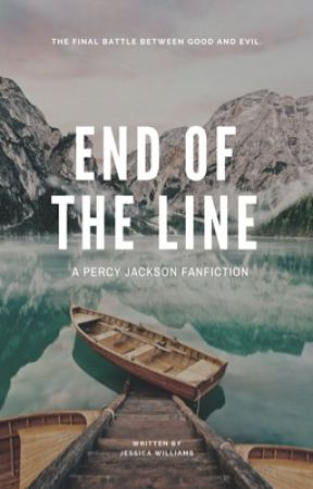 End of the Line  by unsureavenger