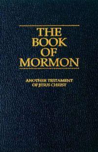 Book of Mormon cover