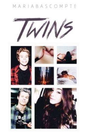 Twins » Luke Hemmings by mangolinooo