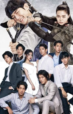 First, a Prince and then, a Popstar! {An ML: Scarlet Heart: Goryeo Fanfiction} by yourstrulyrecklessX