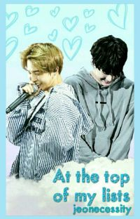At the top of my lists [Yoonmin] © cover