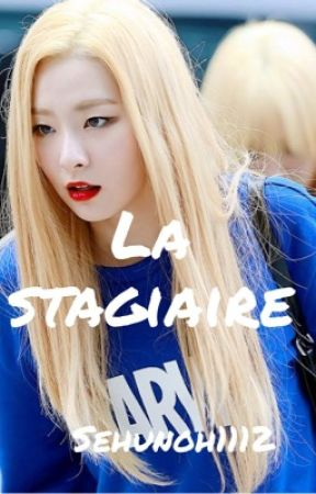 La stagiaire by sehunoh1112
