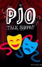 THE PJO TALK SHOW! by CaraDoreenWinthrop
