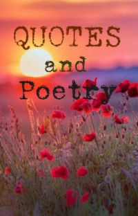 Quotes and poems cover