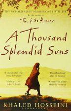 A Thousand Splendid Suns by Rachel8929