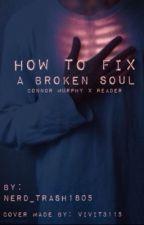 How to fix a broken soul (A Connor Murphy x reader) by Nerd_trash1805