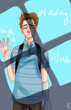 Nothing Like Your Smile: A Connor x Evan College Au by Lamilton1