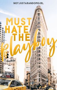 Must Hate The PLAYBOY! (PUBLISHED) cover