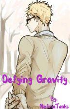Defying Gravity - Tsukishima Kei x OC by NefiriaTonks