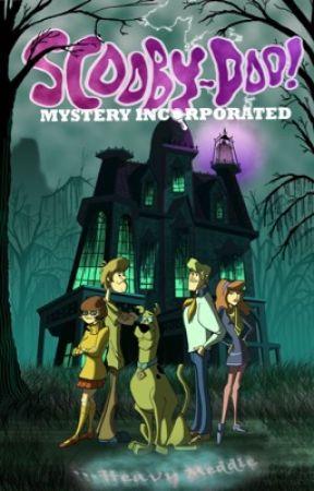 Scooby doo (OCxOC) by Ella_Hale