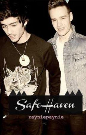 Safe Haven {Ziam} by zayniepaynie