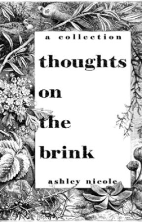 Thoughts on the Brink by bookbugbro