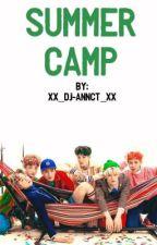 NCT Dream + sr17g    Summer Camp by AnnCTzen