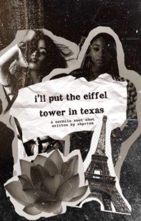 I'll Put The Eiffel Tower in Texas by shprism