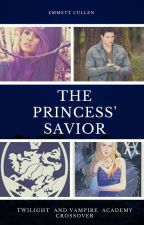 The Princess' Savior (an Emmett Cullen love story) by SerenaChintalapati