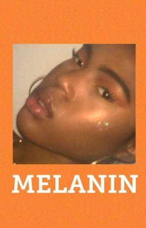 Melanin|BTS by GloomySpice