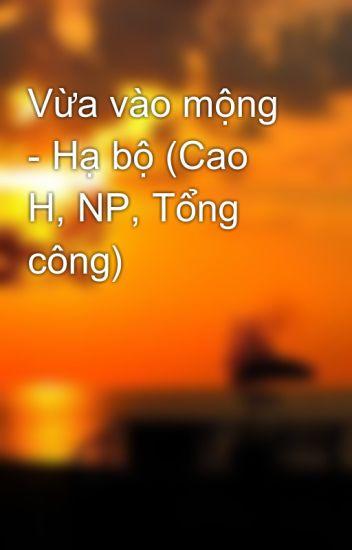 Vừa vào mộng - Hạ bộ (Cao H, NP, Tổng công)