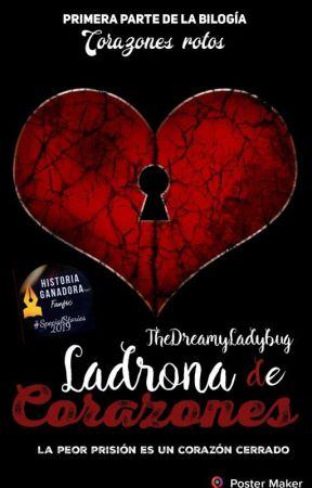 ©Ladrona de Corazones |SCR1| {Miraculous Ladybug} by TheDreamyLadybug