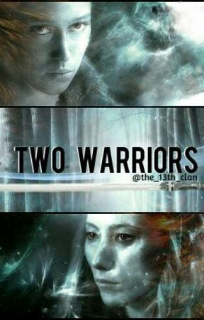 Two Warriors. by the_13th_clan