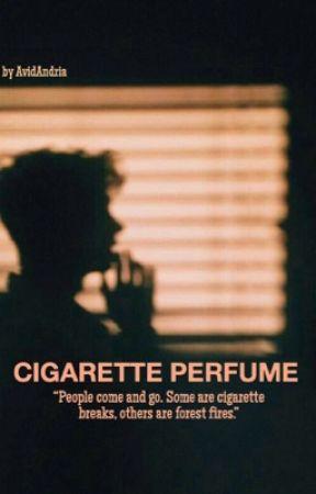 Cigarette Perfume by AvidAndria