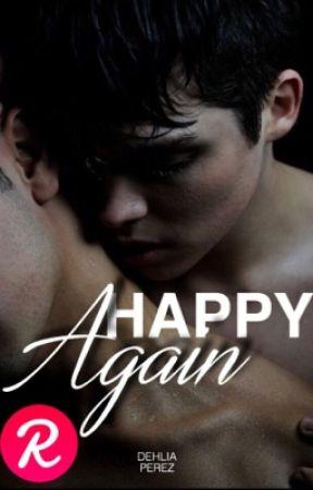 Happy Again by shutupdehlia