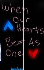 Frisk x Sans - When Our Hearts Beat as One by ilikelivinguntitled