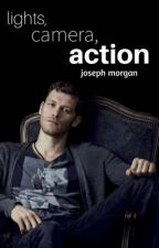 Lights, Camera, ACTION (Joseph Morgan) by madsweasleyx