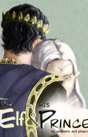 The Elf and his Prince (LGBT+)√ by yeddabix