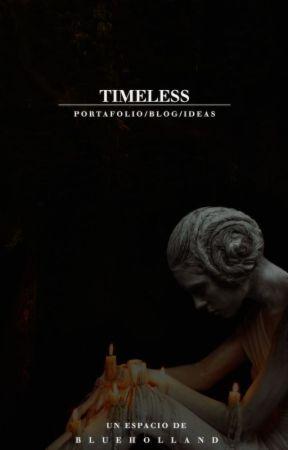 Timeless ● Alias Portafolio by BlueHolland