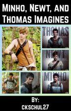 Minho, Newt, and Thomas imagines by ckschul27