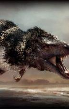 La vida de un tyranosaurio by Sax233