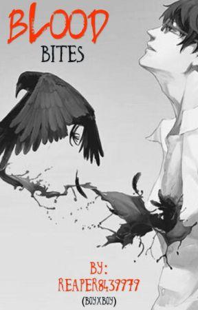 Blood Bites (M M, COMPLETE) by LovestuckPrince