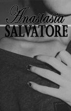 Anastasia Salvatore (Vampire Diaries fanfiction) by AmberWarrel