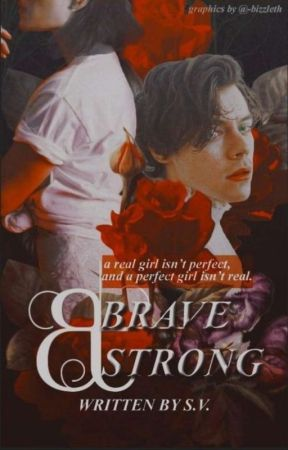 Brave & Strong by harryIamallyours