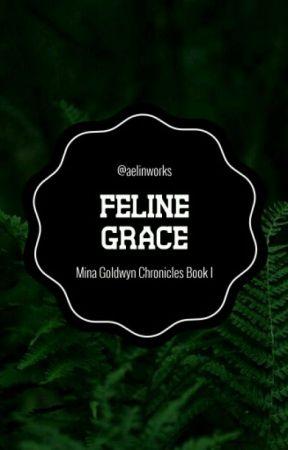Feline Grace by aelinworks