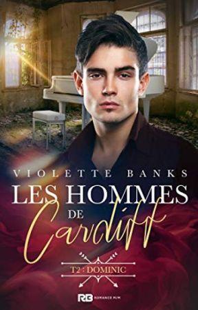 DOMINIC  [Les Hommes de Cardiff #2]  - Sous contrat d'édition by Paddyleven