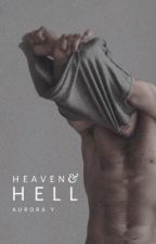 Heaven and Hell by twelvewonderingstars