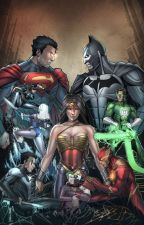 Teen Titans: Injustice by Fen_harel123