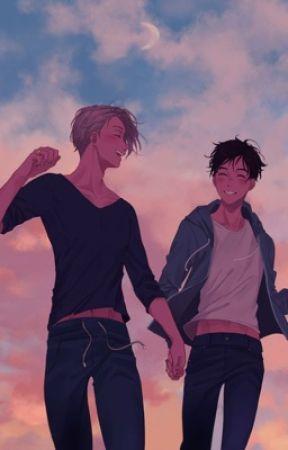 Raspberry Iced Tea [ A Viktuuri/Victuuri Love Story ] by armin_fangirl
