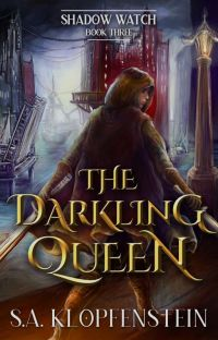 The Darkling Queen cover