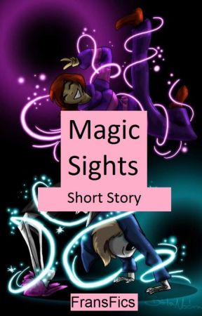 Dancetale - Magic Sights (SansxFrisk SHORT-STORY) by _fransfics_