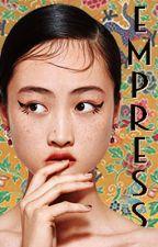 Empress: Gossip Girl and Crazy Rich Asians by gilliwid