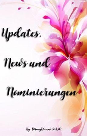 Updates, News und Nominierungen by DisneyDreamWorks13