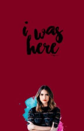 I WAS HERE | B. BLAKE  by -bellamysunicorn