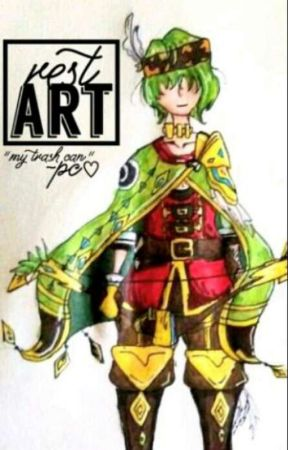 restART [Art Book #2] by jipperyo
