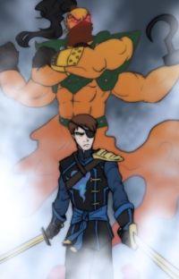 Losing Myself- A Ninjago Fanfiction cover