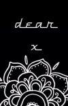 Dear x. cover