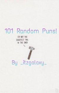 101 Random Puns!    ✔️ cover