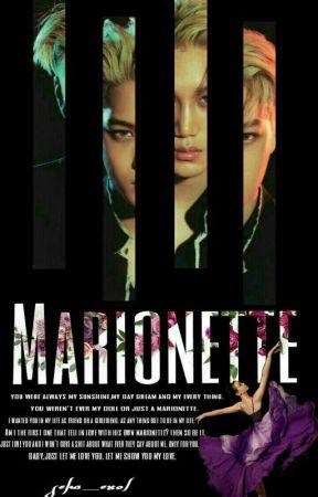 Marionette||مَاريُونَت by viola_blanca